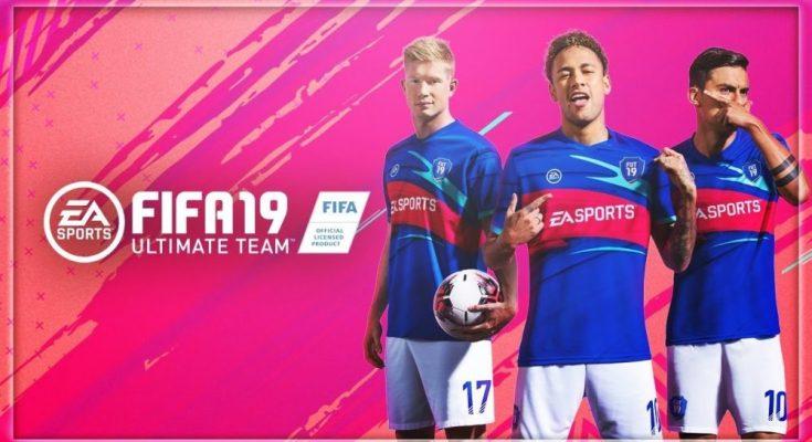 ultimate team fifa19
