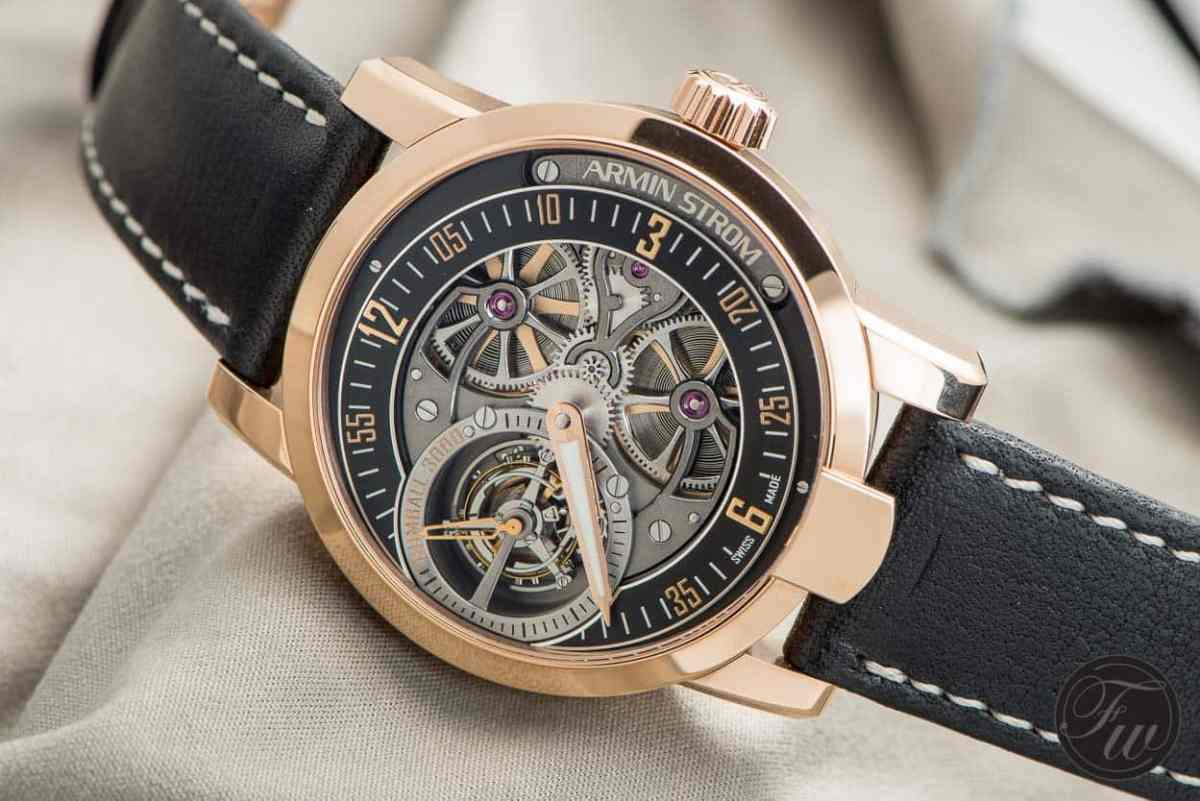 Armin Strom Gumball 3000 Tourbillon - Top 5 BaselWorld Watches