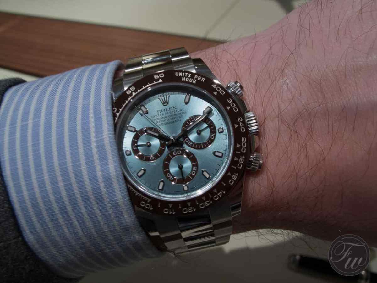 Rolex Cosmograph Daytona Platinum