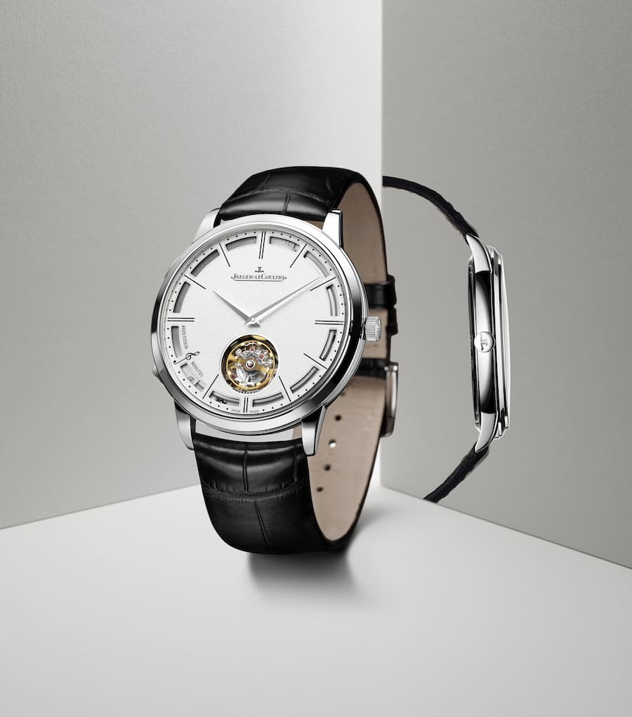 Master Ultra Thin Minute Repeater Flying Tourbillon - Perspective