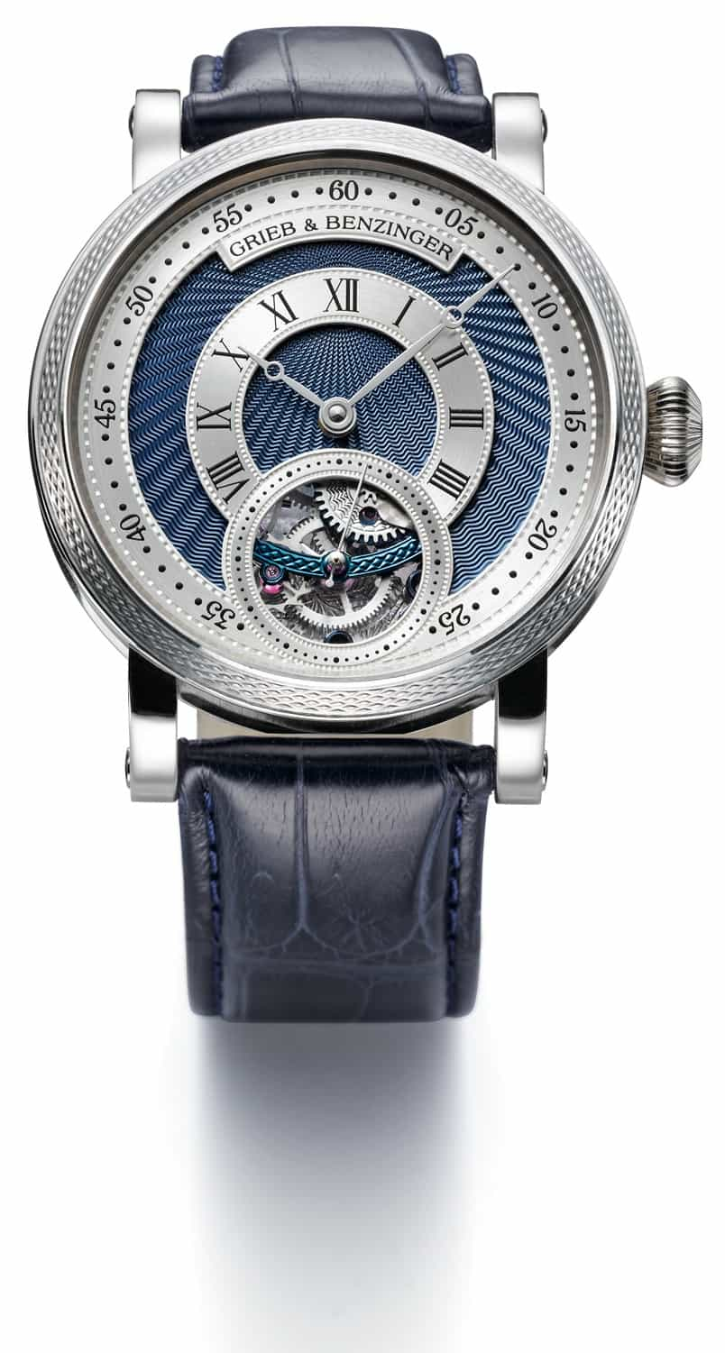 Grieb & Benzinger St. George Special Edition For Sochi 2014
