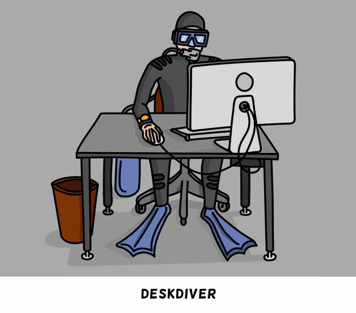 DeskDiver