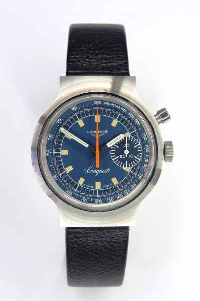 Longines Monopusher. Photo credit: AWCO.nl