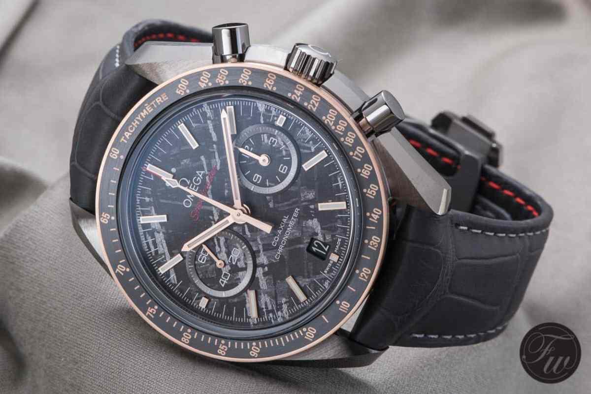 Omega Speedmaster GSOTM Meteorite1020