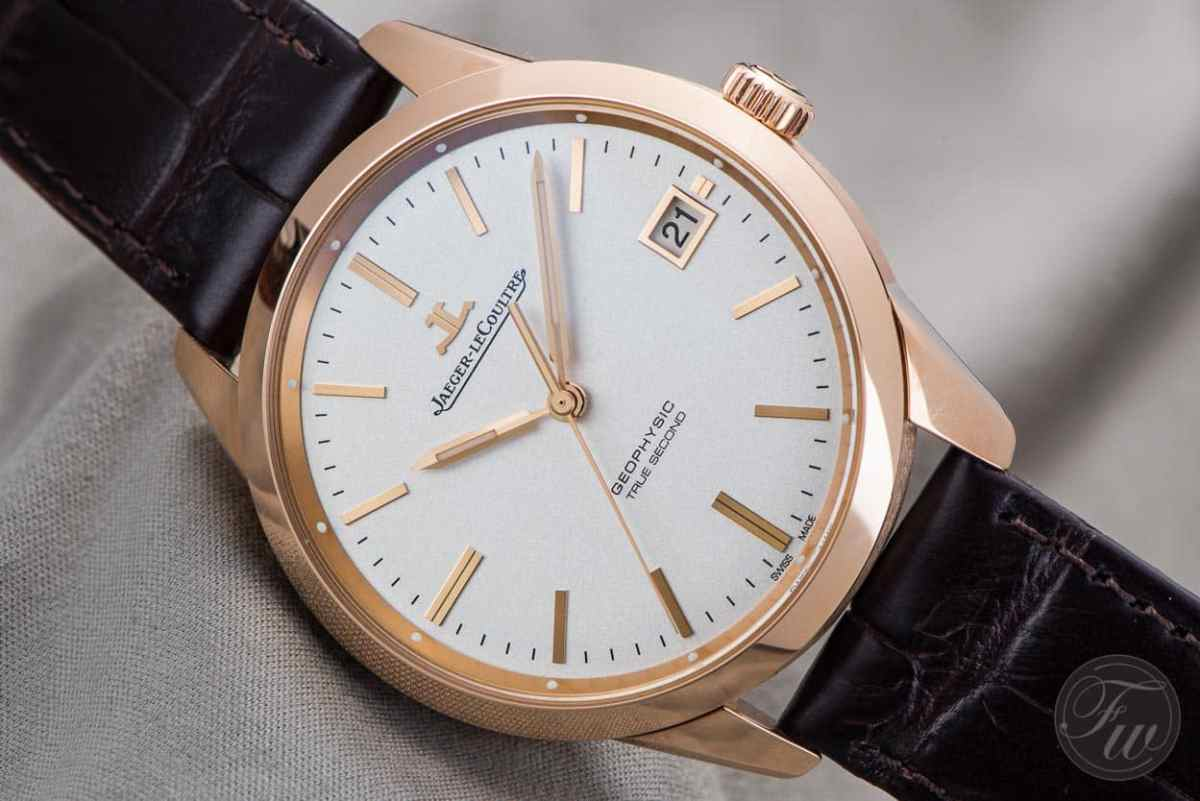 Jaeger-LeCoultre Geophysic® True Second-0487