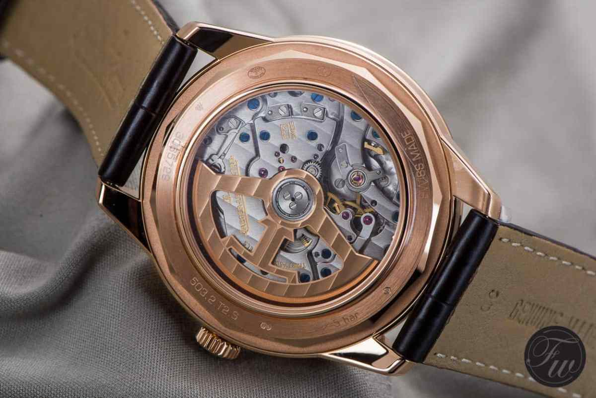 Jaeger-LeCoultre Geophysic® Universal Time-0468