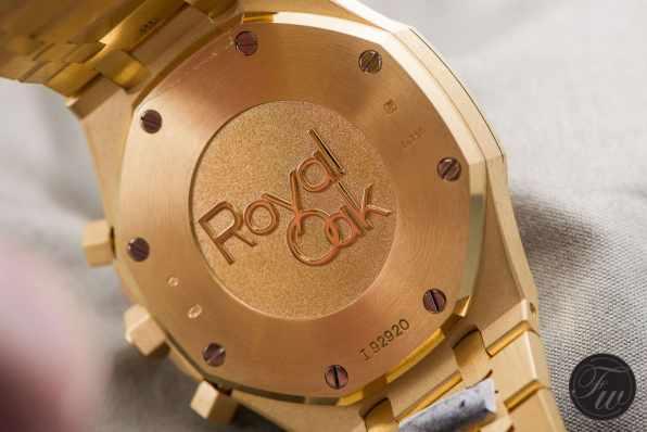 Audemars Piguet Royal Oak gold 26320BA.OO