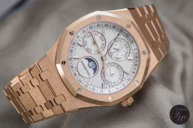 Audemars Piguet Royal Oak gold 26574