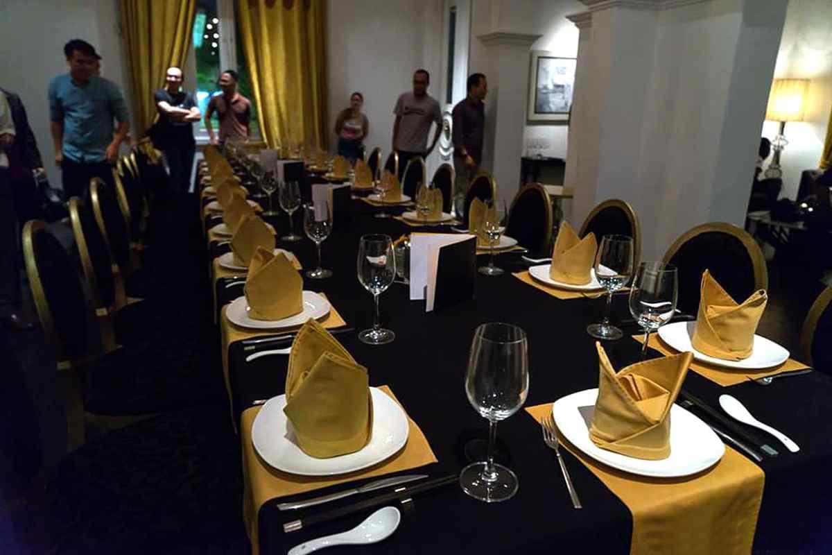 Saigon Dinner