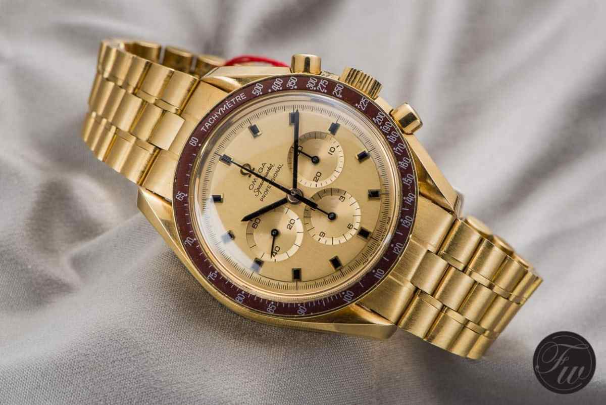 Omega Speedmaster Apollo XI