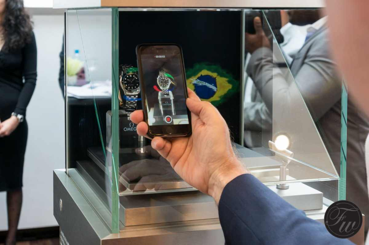 Olympic Timekeeping Exhibition