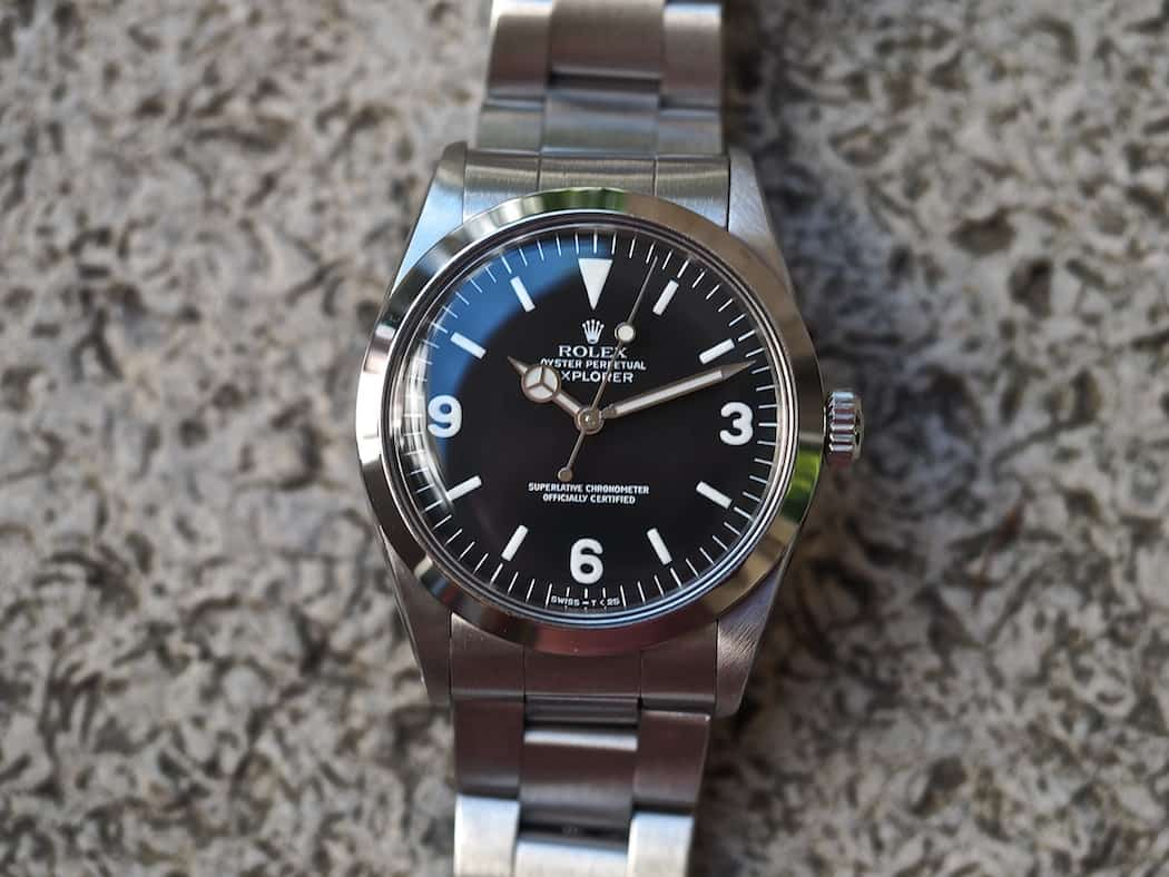 f6afc6044eeab #TBT Rolex Explorer 1016 – The Last of the Breed