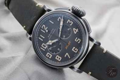 Zenith Heritage Pilot Ton-up.Cafe Racer Spirit-2793