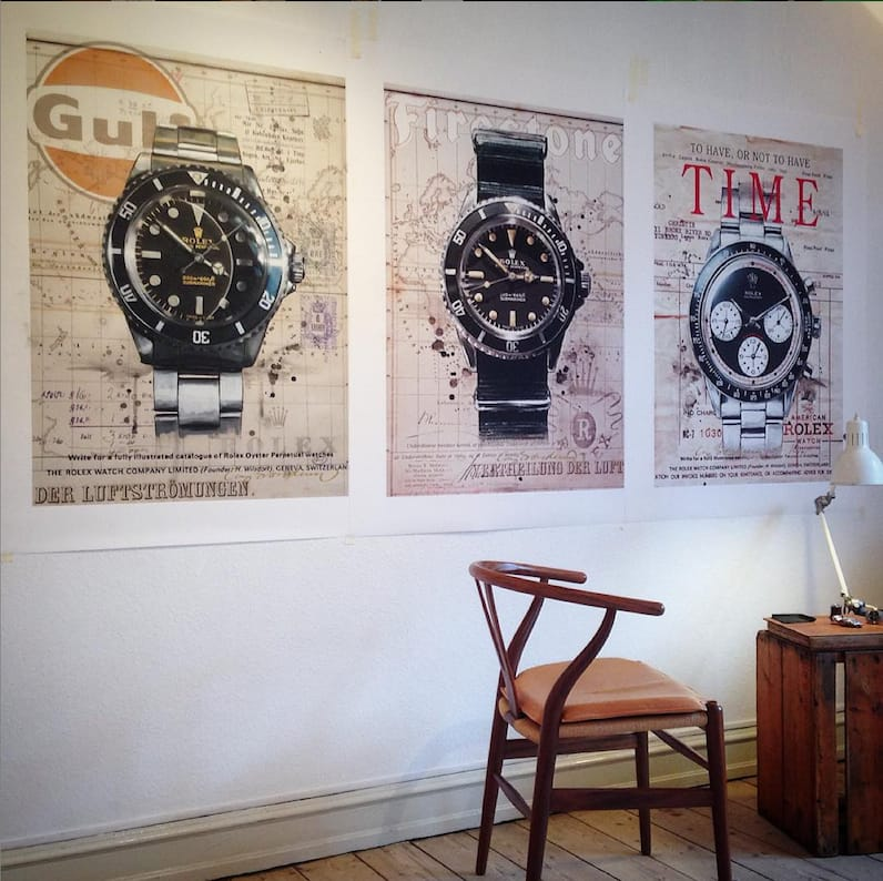 Cay Broendum - Horological Art