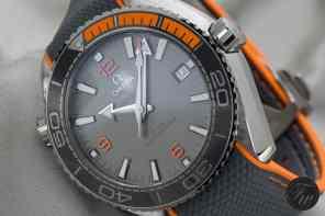 Omega Seamaster Planet Ocean Master Chronometer Titanium