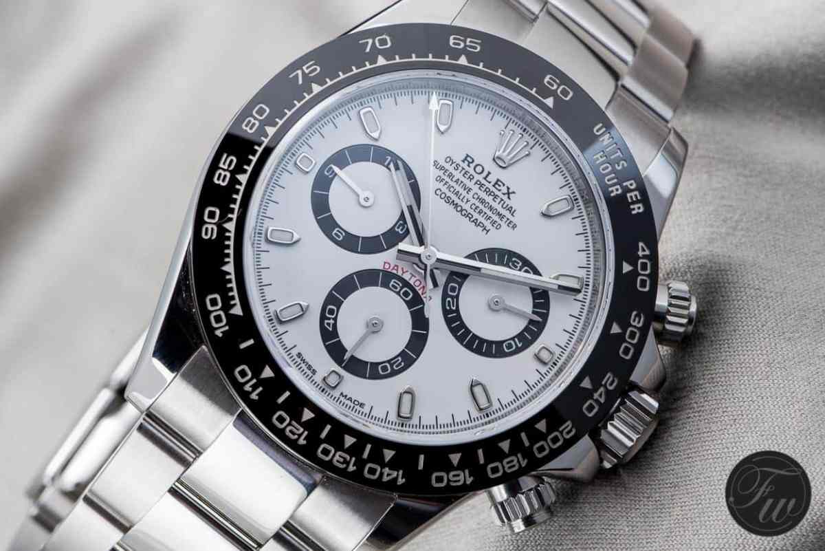 Top 10 Chronographs Overview - Rolex Daytona