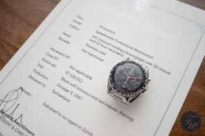 Omega Speedmaster 105.012-66 Racing