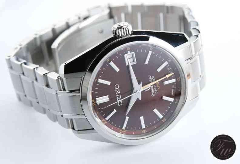 Grand Seiko Hi-Beat 36000 GMT SBGJ021