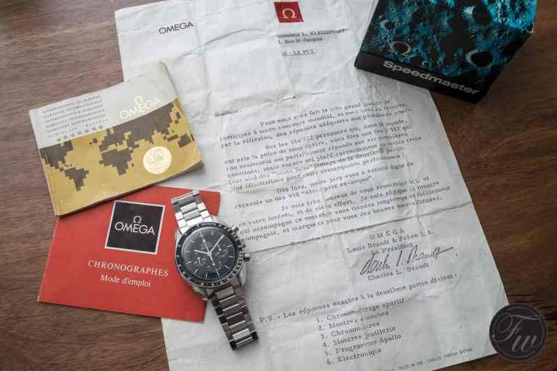 Omega Speedmaster Professional 145.022-69 Straight Writing