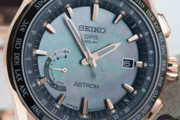Seiko Astron GPS - Novak Djokovic