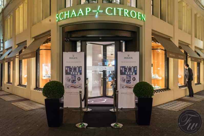 Rolex Day-Date 40 Exhibition