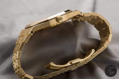 Audemars Piguet Royal Oak Extra-Thin in Yellow Gold