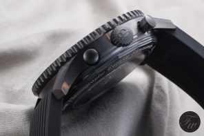 Breitling Navitimer 01 Black Steel