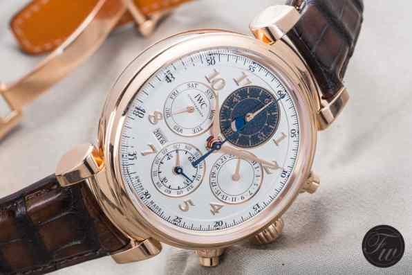 IWC Da Vinci Perpetual Calendar Chronograph IW392101-4918