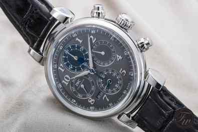 IWC Da Vinci Perpetual Calendar Chronograph IW392103-4923