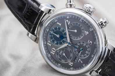 IWC Da Vinci Perpetual Calendar Chronograph IW392103-4924