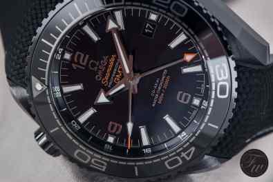 Omega Seamaster Deep Black161117002