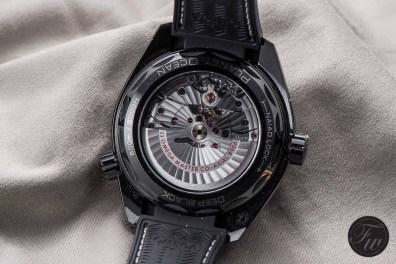 Omega Seamaster Deep Black161117007