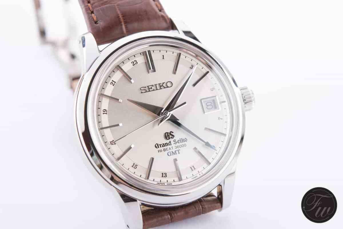 Grand Seiko SBGJ017 GMT