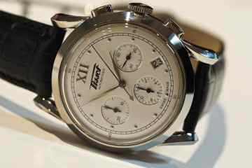 Tissot Heritage 1948 Chronograph