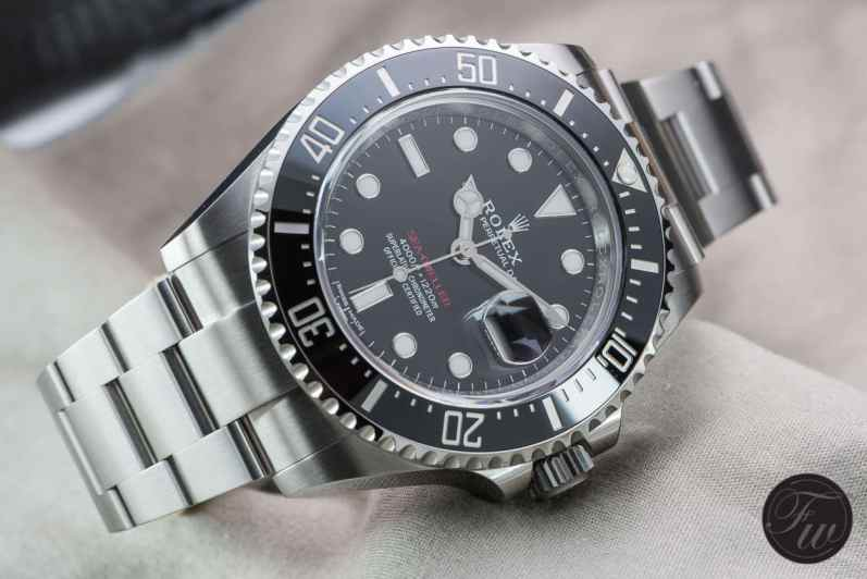 New Rolex Sea-Dweller 126600