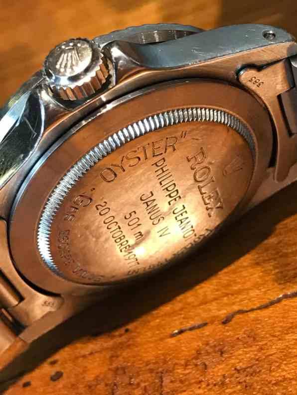 347 - Back Engraving