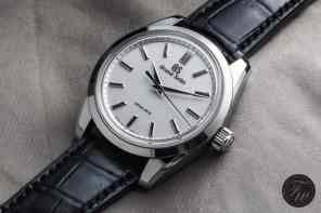 Grand Seiko Spring Drive 8-Day SBGD201
