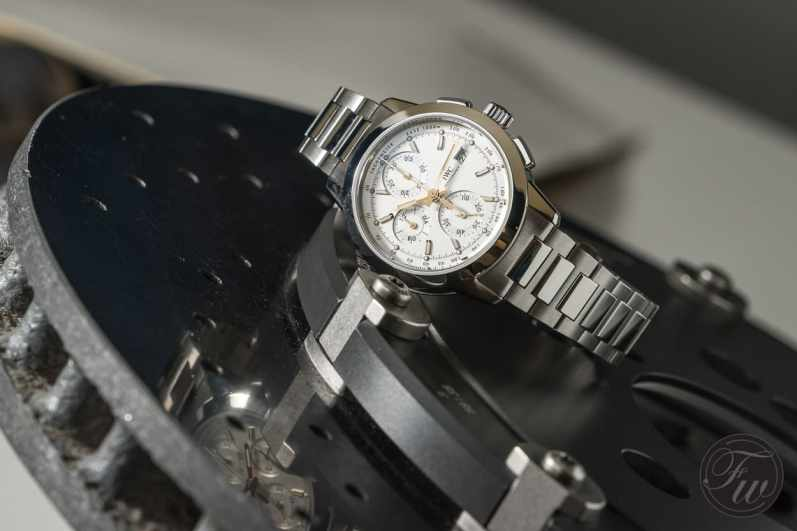 IWC Ingenieur AMG Launch039
