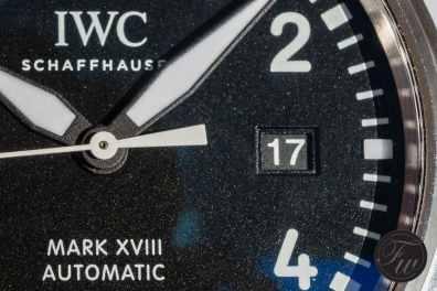 IWC Mark XVIII - 52Mondayz