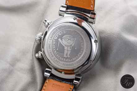 IWC Da Vinci Chronograph 'Laureus Sport for Good Foundation' IW393402