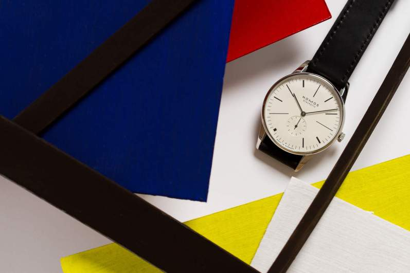 NOMOS x Ace De Stijl Limited Edition Orion Watch-14