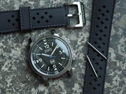 Gruppo Gamma Diver's Watches LE