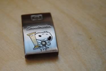 Omega Speedmaster Schumacher Snoopy