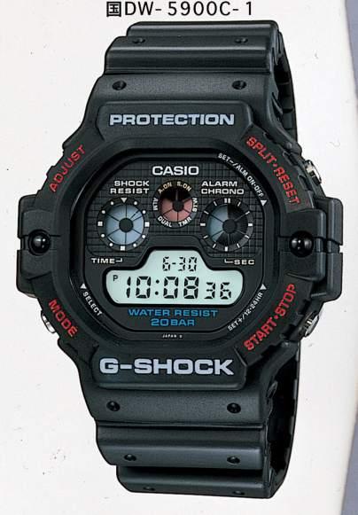 G-SHOCK DW-5900C
