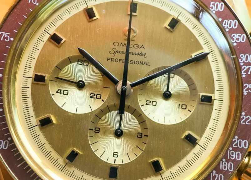 Omega Speedmaster Professional BA145.022 Wide Oval O Dial