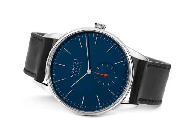 NOMOS_ Orion neomatik 39 midnight blue