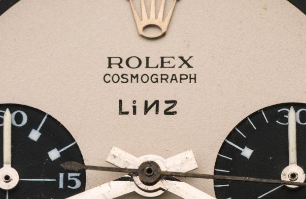 235 - Rolex PN Linz (COVER)