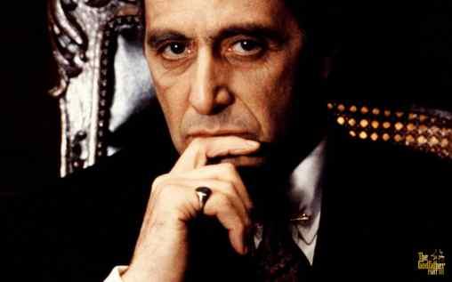 The Godfather III Al Pacino