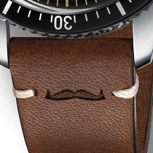 Oris Movember Edition - 52Mondayz