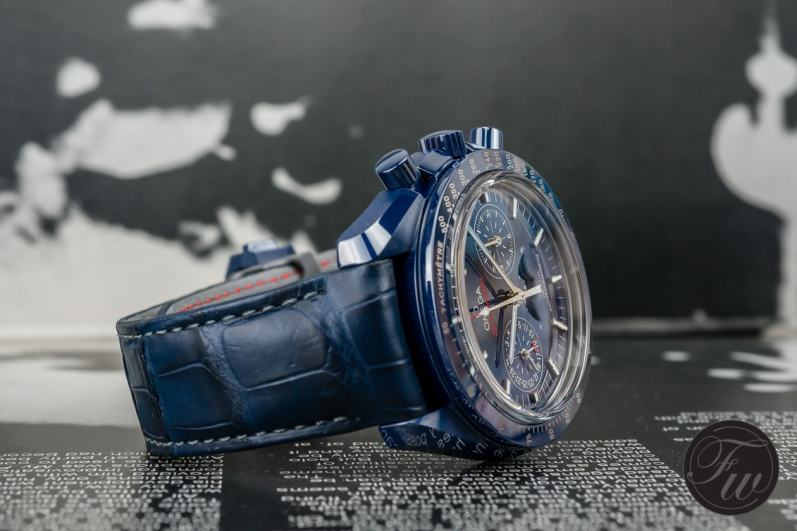 Omega Speedmaster Blue Side of the Moon